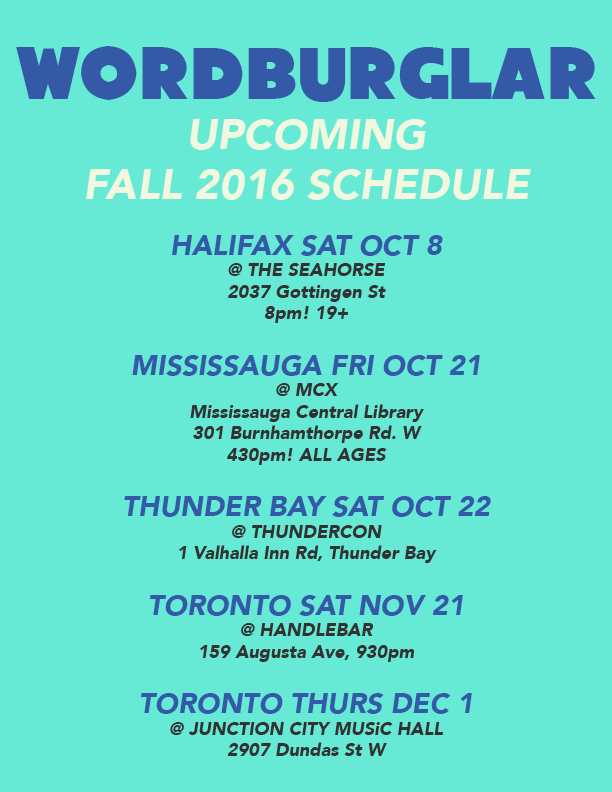wordburglar-upcoming-fall-2016-shows-ver2